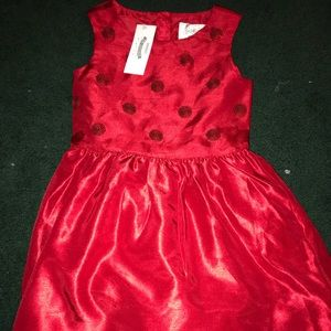 Gymboree Sz 7 Red Dress NWT